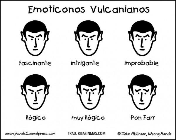 Emoticonos Vulcanianos