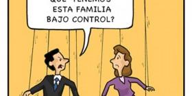 Familia bajo control