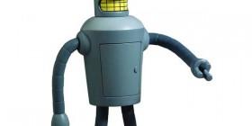Figura Bender de Futurama