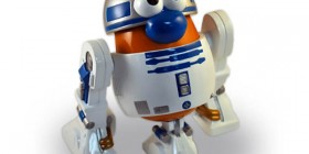 Figura Mr. Potato R2-D2