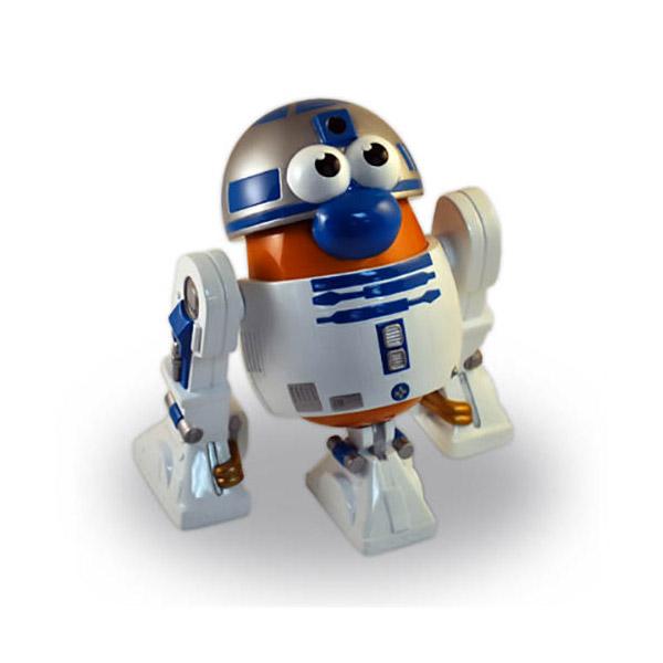 Figura Mr. Potato R2-D2