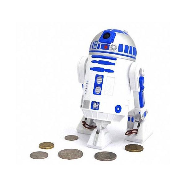 Hucha parlante R2-D2