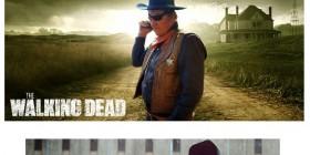 John Wayne protagonista en The Walking Dead