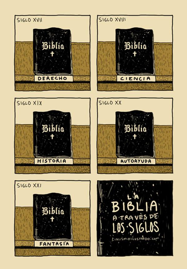 La Biblia a través de los siglos