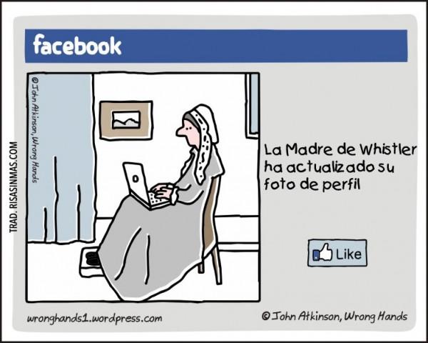 La Madre de Whistler actualiza su perfil de Facebook
