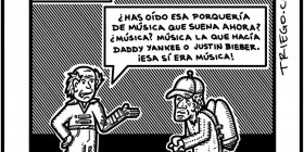 La horrible música del futuro
