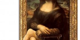 La parte oculta de La Mona Lisa