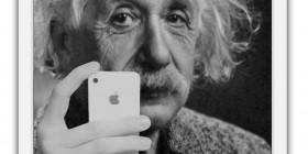 La selfie de Einstein