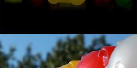 Lámpara Osito de gominola
