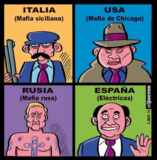 Las mafias