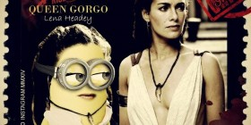 Minion Reina Gorgo