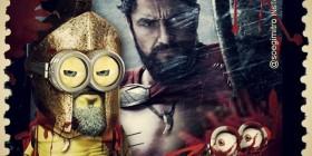 Minion Rey Leonidas - Gerard Butler