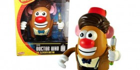 Mr. Potato Doctor Who