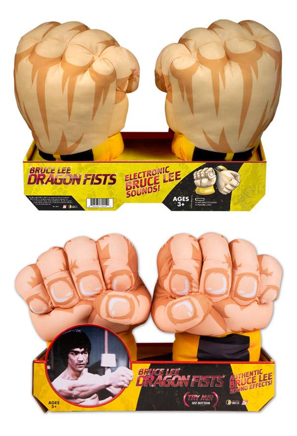 Puños de Bruce Lee