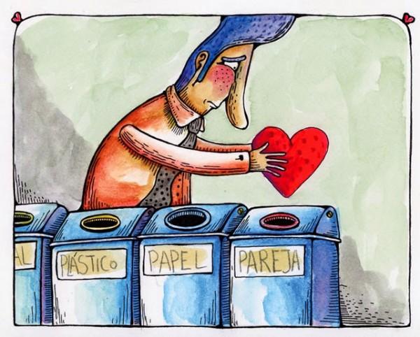 Reciclaje de la pareja