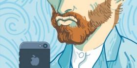 Selfie de Van Gogh