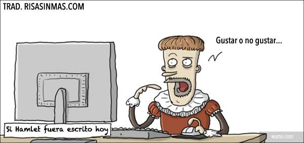 Si Hamlet fuera escrito hoy