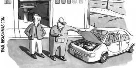 Si yo fuera mecánico, así sería yo