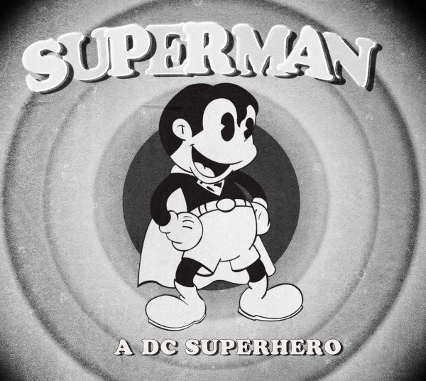 Superman retro