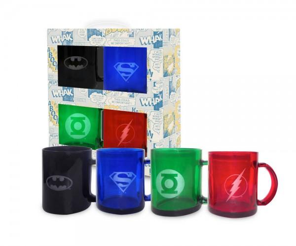 Tazas Superhéroes