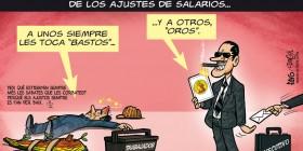 Ajustes de salarios