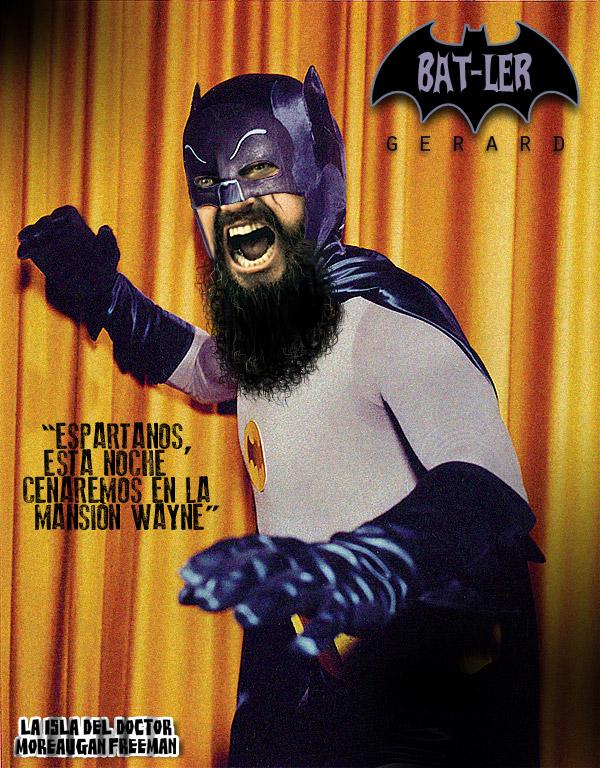 Bat-Ler, Gerard
