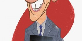 Caricatura de Jordi Hurtado
