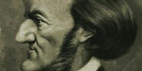 Caricatura de Richard Wagner