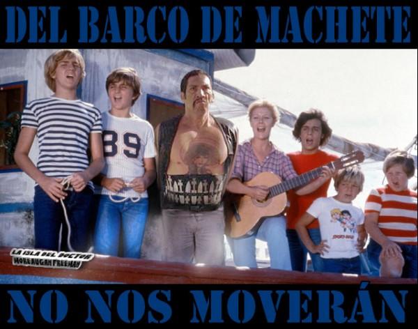 El Barco de Machete