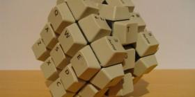 El cubo de Rubik más geek