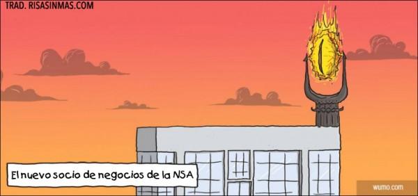 El nuevo socio de negocios de la NSA