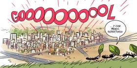 España segundo país más ruidoso del mundo