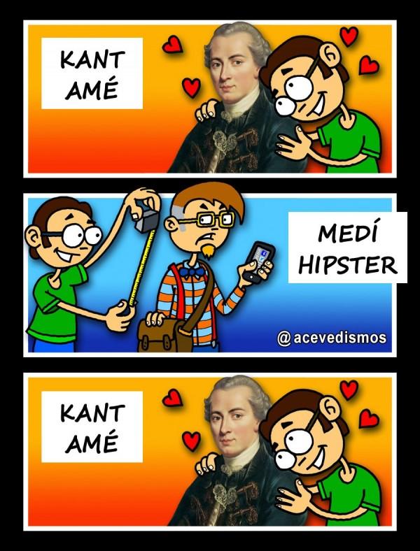 Kant amé