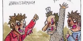 Los Zombies publicistas