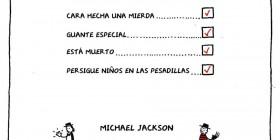 Michael Jackson es Freddy Krueger