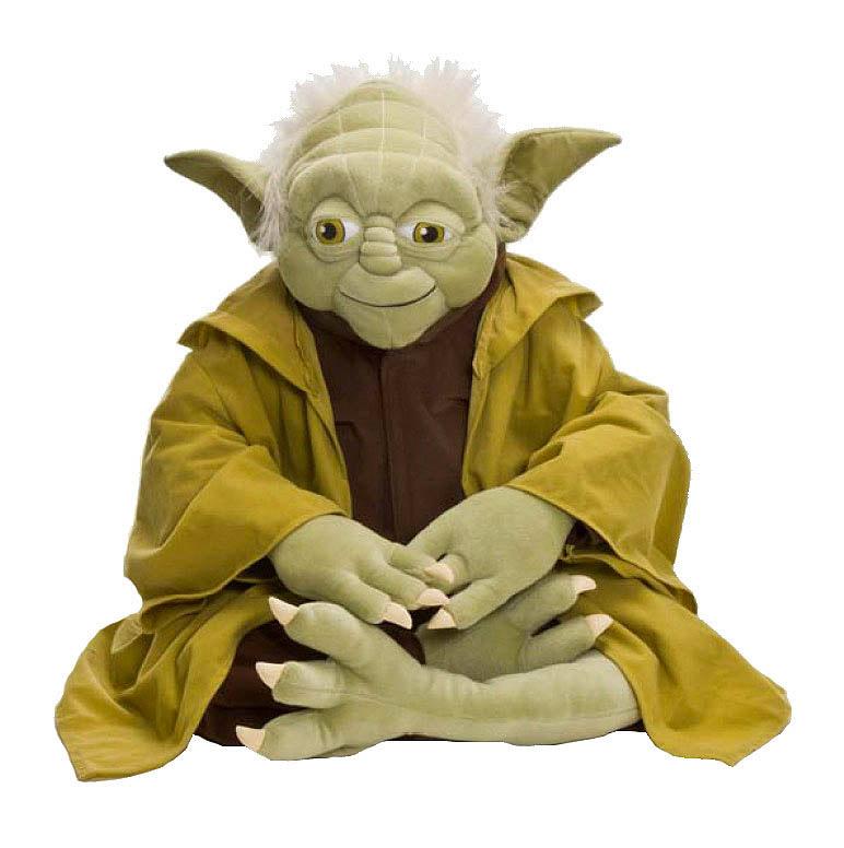 Peluche yoda - Maitre yoda lego ...