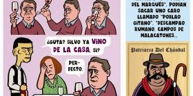 Probando un vino