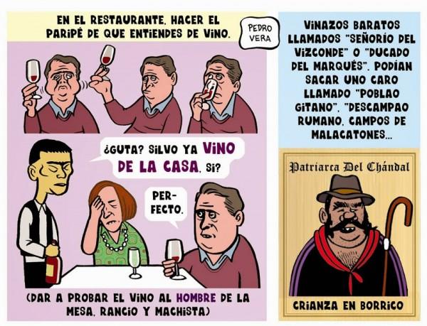 Acertijos semanales: Amitalar un barrilete de vino Probando-un-vino-600x459