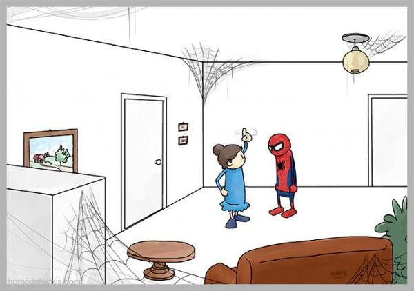 Responsabilidades, Spiderman