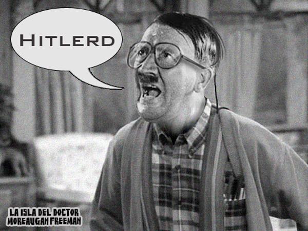 Steve Führkel - Hitlerd