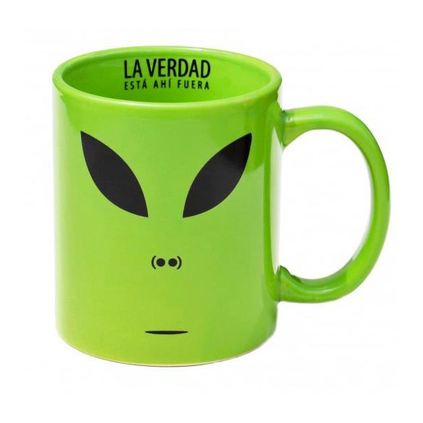 Taza Alien. Expediente X