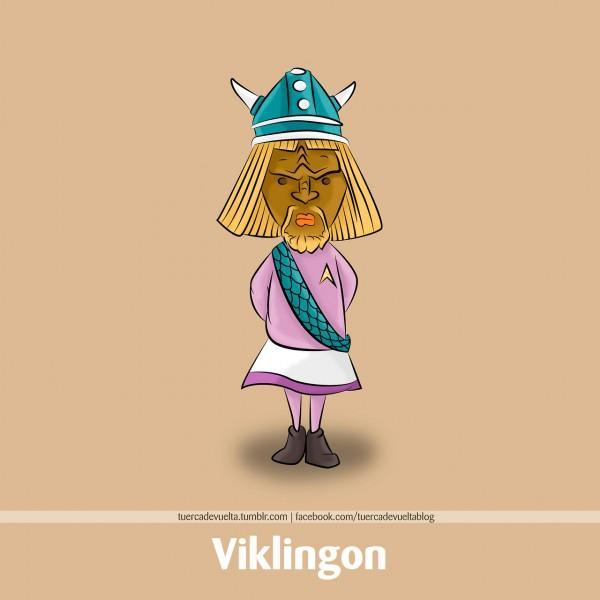 Vicky el Viklingon