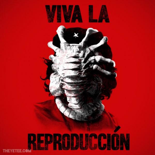 Viva la reproducción