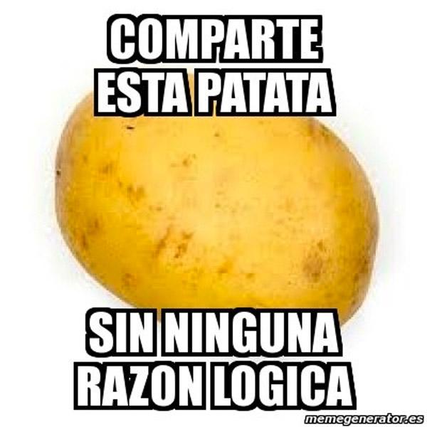 Comparte esta patata