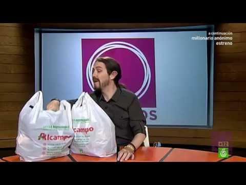 Pablo Iglesias versión