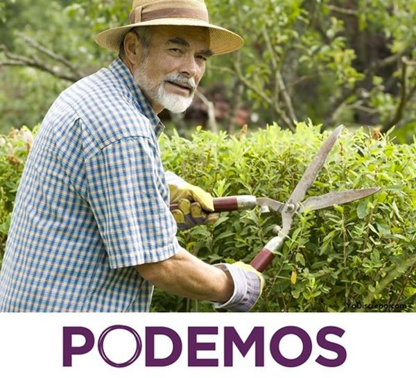Nueva imagen de Podemos