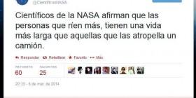 Científicos de la NASA afirman