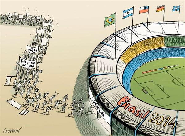 Comienza el Mundial 2014