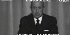 ESPAÑOLES... LA ROJA... HA MUERTO