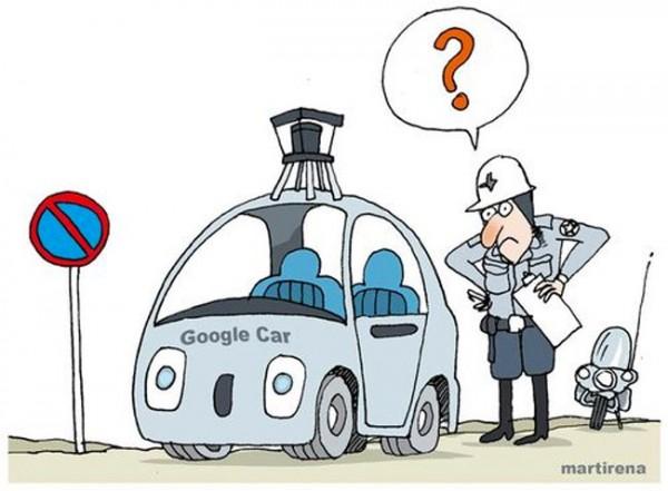 El nuevo coche de Google sin conductor